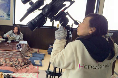 スタッフ3|ハナシネマの学校卒業記念DVD制作.com